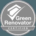 Green Renovator Certified