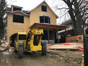 new home build in toronto lytton park