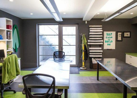 Drool-worthy home workspaces
