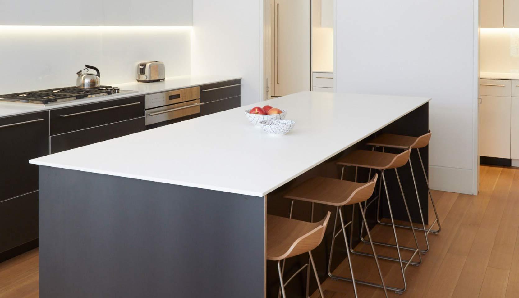 Moore Park House kitchen